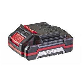 Батерия за акумулаторна градински машини Li-ion 18V 1.5Ah RD-GTL22 RD-HTL04 RD-CBL04   RAIDER
