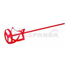Бъркалка с плоска спирала ø100x600xHEX 10мм. | RAIDER