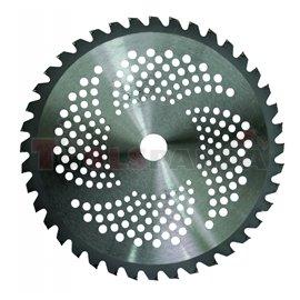 Диск за моторна коса TCT 40T ø255x25.4мм. | RAIDER
