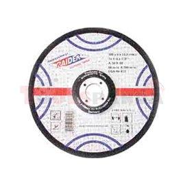Диск за шлайфане ø180х6х22.2мм. | RAIDER