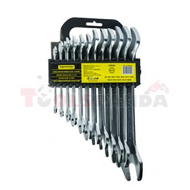 Ключ гаечен 6-32мм. CR-V. PRESS 12 бр. к-т | Topmaster Pro