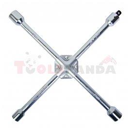 Ключ за джанти автокръстачка 17х19х21х22мм. CR-V. | Topmaster Pro