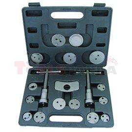 Комплект за сваляне на спирачни цилиндри 18 части | Topmaster Pro