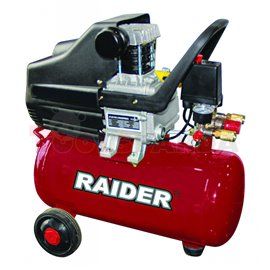 Компресор 24л. 1.5kW RD-AC04Z | RAIDER