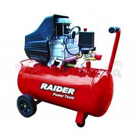 Компресор 50л. 1.5kW RD-AC02 | RAIDER