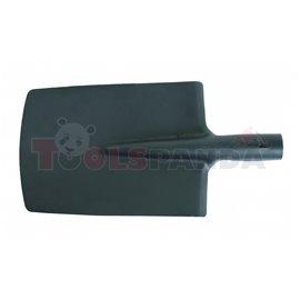 Лопата права правоъгълна 0,8 кг. | TopGarden