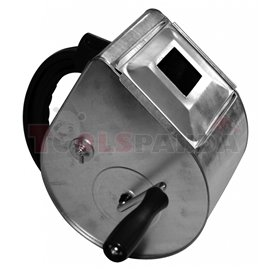 Машина за пръскане на мазилка с метални пластини | TopStrong
