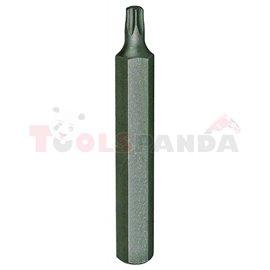 Накрайник TORX 10мм. T55 L30мм. | Topmaster Pro