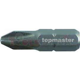 Накрайници PH.1 25мм. 2 бр. к-т | Topmaster Pro
