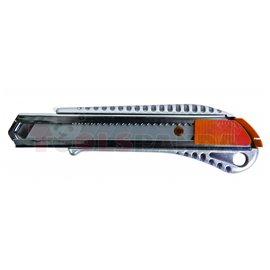 Нож макетен метално тяло 18мм. | Gadget