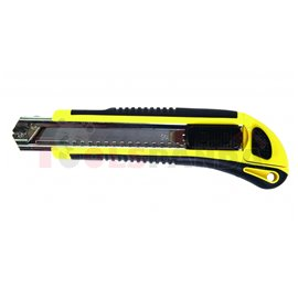 Нож макетен 18х170мм. с 3 ножчета | Topmaster Pro