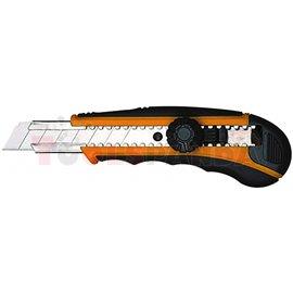 Нож макетен с винт-фиксатор ергономичен 18мм. | Gadget