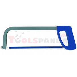 Ножовка за метал 300мм. пласт. дръжка | BASIC SKILLCO
