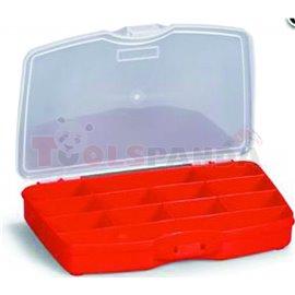 Органайзер мини пластмасов 12 отделения | Gadget