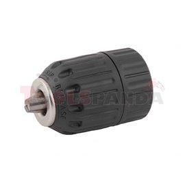 "Патронник за бормашина 1/2"" 13мм. самозаключващ пластмаса RD-KC02 | RAIDER"