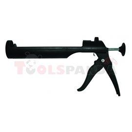 "Пистолет за силикон 9""(225мм.) пластмасов   TopStrong"