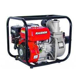 "Помпа водна бензинова 4.9kW 3"" 933 л./мин. RD-GWP04 | RAIDER"