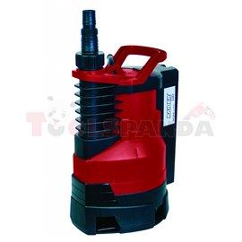 Помпа водна потопяема за мръсна вода 400W 1 max 150 л./мин. 5m RDP-WP28 | RAIDER