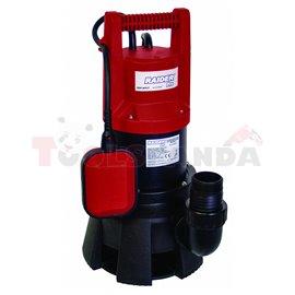 Помпа водна потопяема за мръсна вода 1300W 2 max 417 л./мин. 11m RDP-WP27 | RAIDER