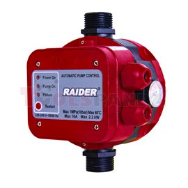 Пресостат електронен 2.2kW 1MPa RD-EPC02 | RAIDER