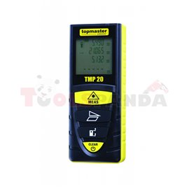 Ролетка лазерна 20м. | Topmaster Pro