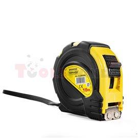 Ролетка с магнитен накрайник 10м. х 25мм. | Topmaster Pro