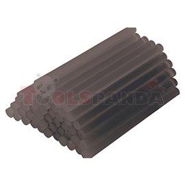 Силиконови пръчки черни ø7.2х200мм. 8 бр. | RAIDER