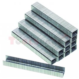 Скоби за такер 6мм. тип 140 / кутия 1000 бр. | Topmaster Pro