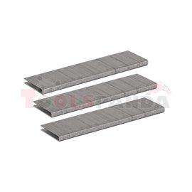 Скоби пневматичен такер RD-AS02 16x5.7x1.2мм. 5000 бр. | RAIDER