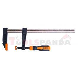 Стяга дърводелска двукомпонентна дръжка 120x800мм.   Gadget