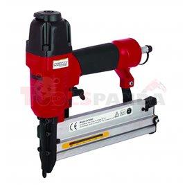 Такер пневматичен със скоби RD-AS02 16-40x5.7x1.2мм. комбиниран к-т | RAIDER