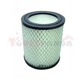 Хепа филтър ø123 L108мм. за прахосмукачка RD-WC02 | RAIDER