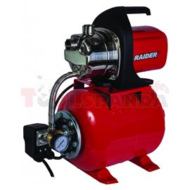 "Хидрофор 1200W 1"" max 64 л./мин. 3bar RD-WP1200J | RAIDER"