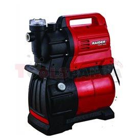 "Хидрофор 1300W 1"" max 75 л./мин. 3bar 48m RD-WP1300 | RAIDER"