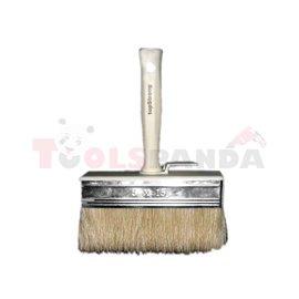Четка баданарка естествен косъм 40х140мм. | TopStrong