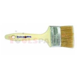 Четка за боядисване естествен косъм 65мм. | TopStrong
