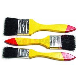 Четки за боядисване изкуствен косъм / блистер 3 бр. | TopStrong