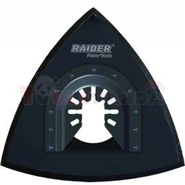 Шлифовъчна плоча за многофункц. инструменти 93мм. Velcro | RAIDER