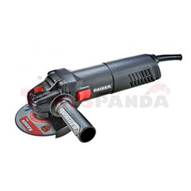 Ъглошлайф 125мм. 910W рег. обороти RDP-AG43 | RAIDER