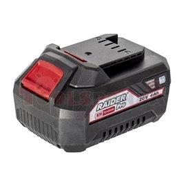 R20 Батерия Li-ion 20V 4Ah за серията RDP-R20 System | RAIDER