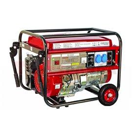 Генератор за ток бензинов 5kW RD-GG03 | RAIDER