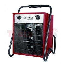 Калорифер електрически 15kW RD-EFH15 | RAIDER