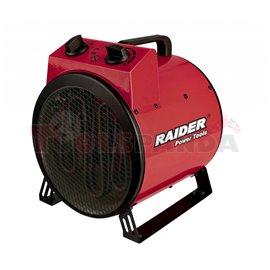 Калорифер електрически 3kW RD-EFH03 | RAIDER