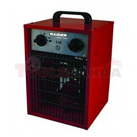 Калорифер електрически 5kW RD-EFH05 | RAIDER