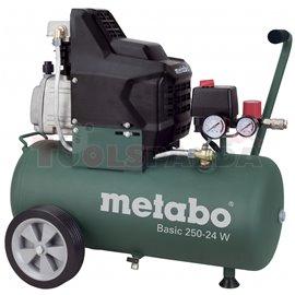 Компресор 24 л 1.5kW Basic 250-24 W | Metabo