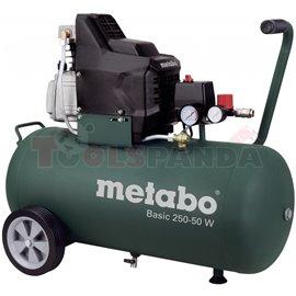 Компресор 50 л 1.5kW Basic 250-50 W | Metabo