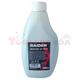 Масло Raider 2T Mix 1л. | RAIDER
