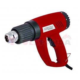 Пистолет за горещ въздух 2000W 2степ. рег. на t° RD-HG12 | RAIDER