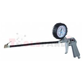 Пистолет за гуми с манометър RD-TI01 | RAIDER