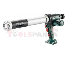 Пистолет за силикон акум. 18 V 600 ml METABO KPA 18 LTX 600